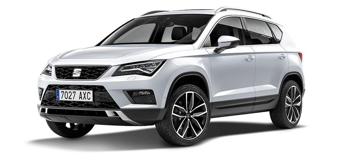 Seat Ateca - Location SUV