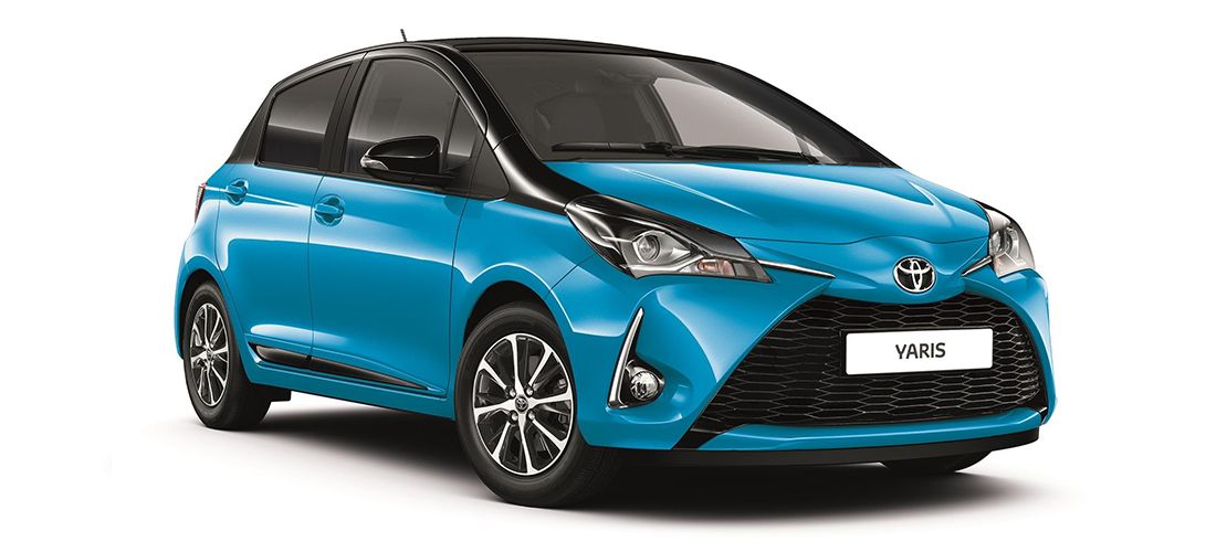 Toyota yaris - petites économiques