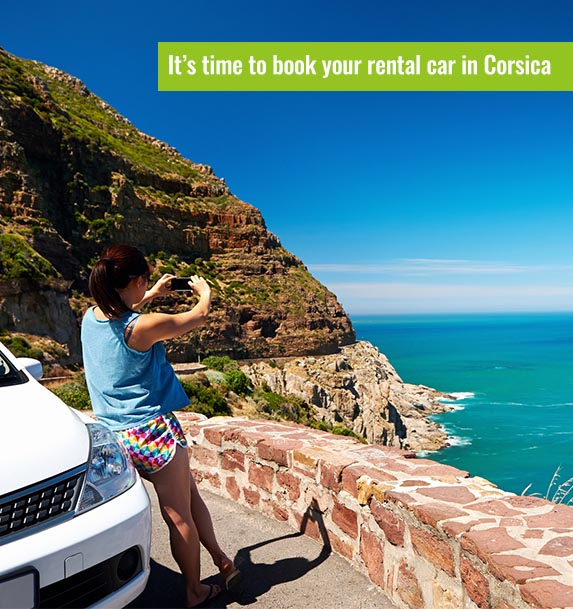 Rent your car in Corsica