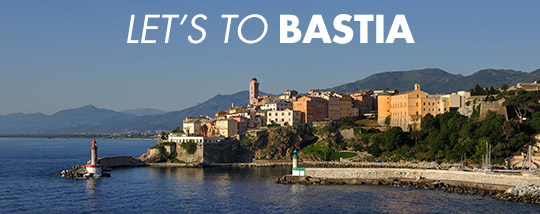 Let's go Bastia